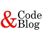 Code & Blog Logo